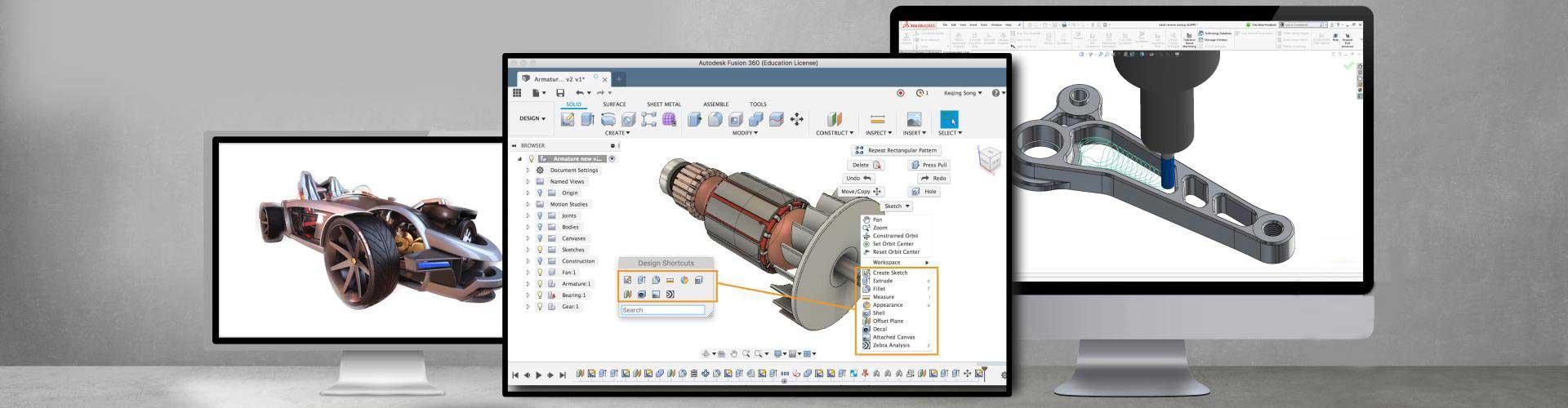 Diseño CAD y Dibujo